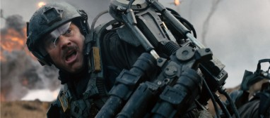 Film Review Edge of Tomorrow