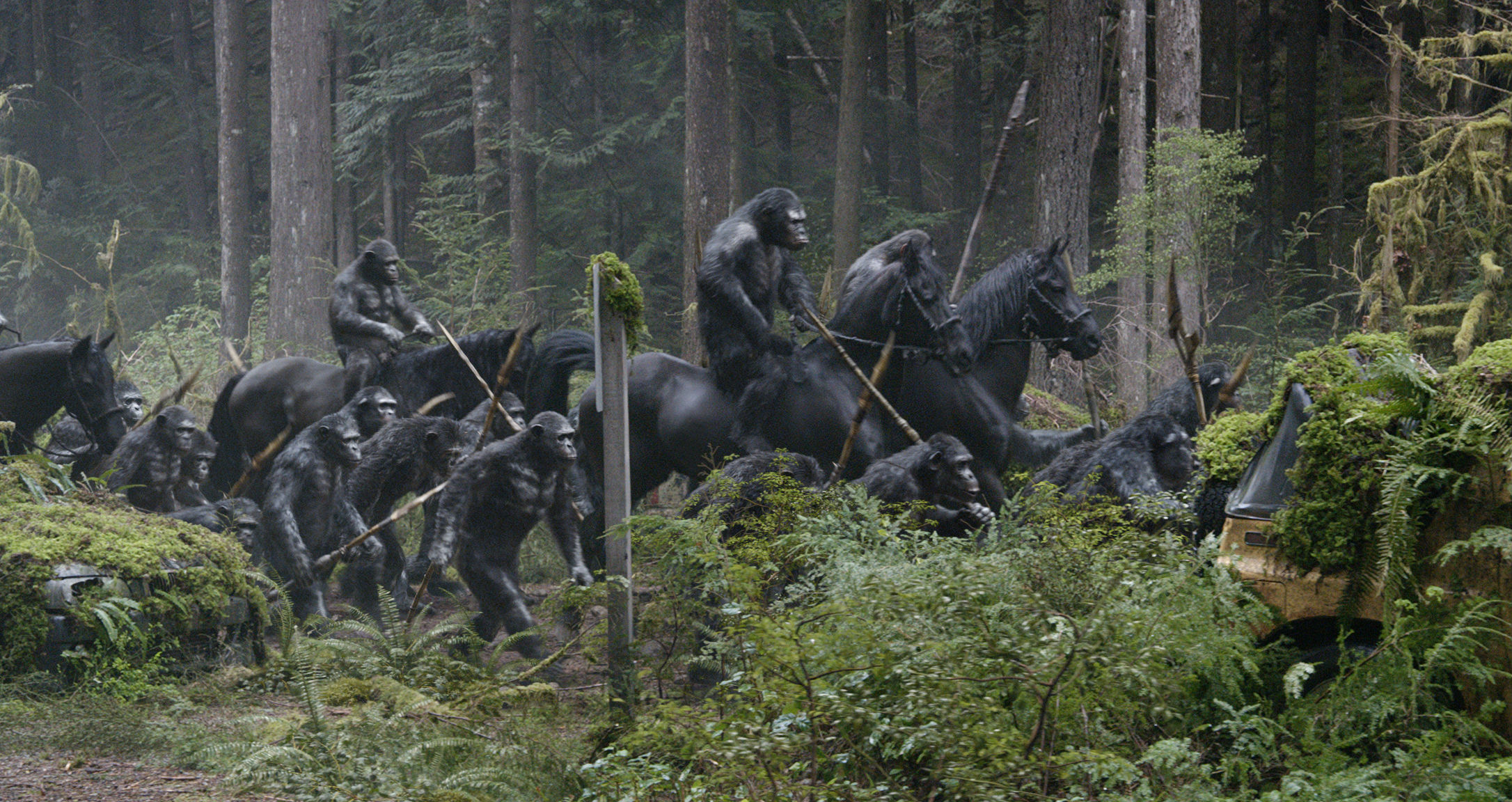apes 3 Director matt reeves reveals that dawn of the planet of the apes' antagonist koba might return.