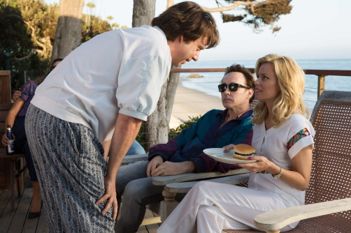 LOVE AND MERCY - 2015 FILM STILL - Pictured: Paul Giamatti, John Cusack and Elizabeth Banks - Photo Credit: Francois Duhamel Roadside Attractions Release.
