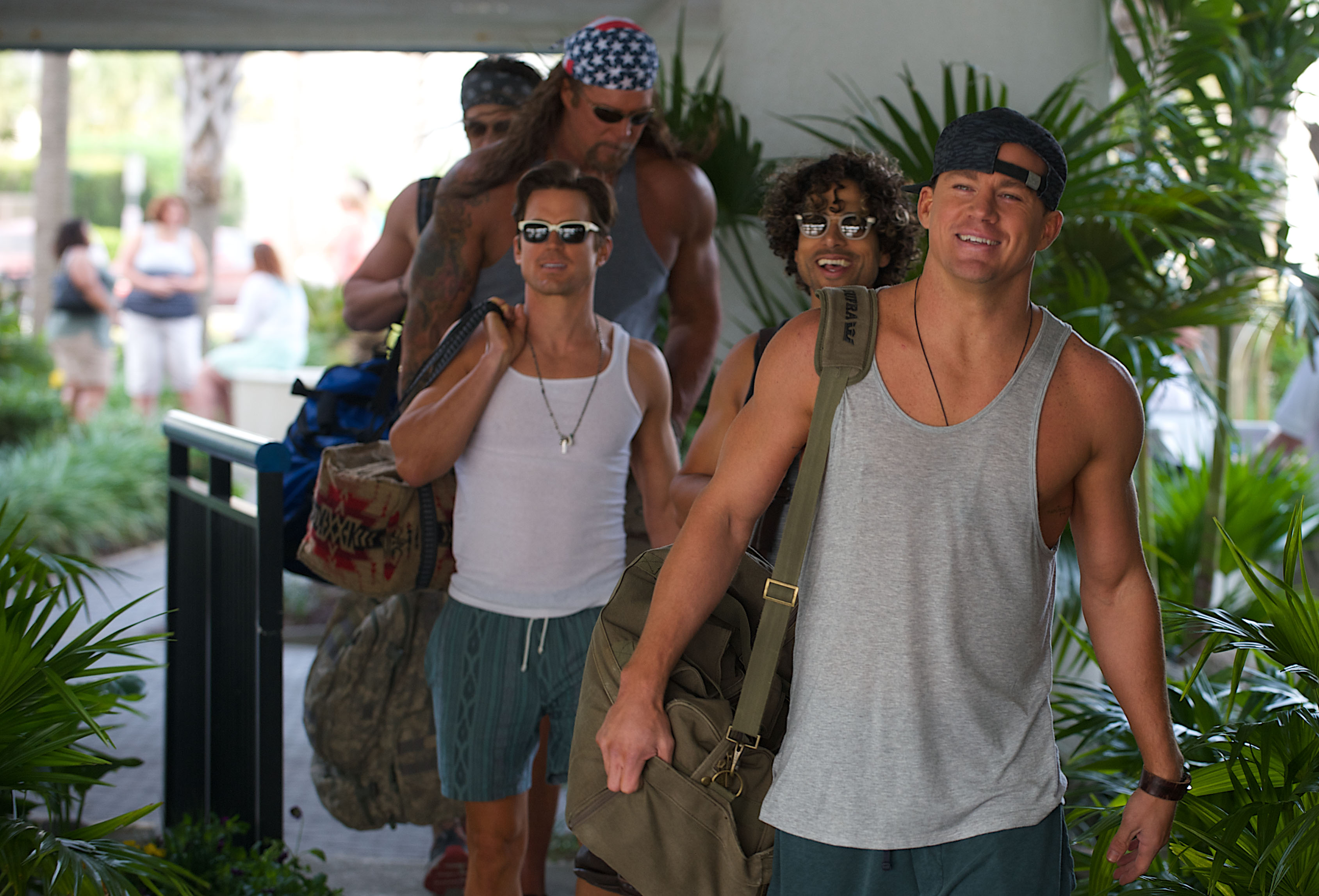 "Review: ""Magic Mike XXL"" Has a Big, Bulging Heart – 20/20 Film"